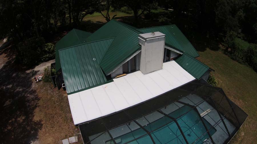 Metal Roofing Plant City Fl Metal Roof And Villa